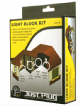 Woodlands Scenics JP5716 Light Block Kit